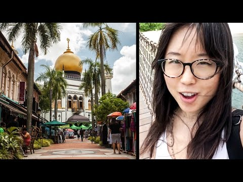 21 Things To Do in Singapore