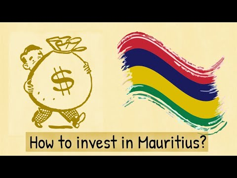 How to invest in Mauritius