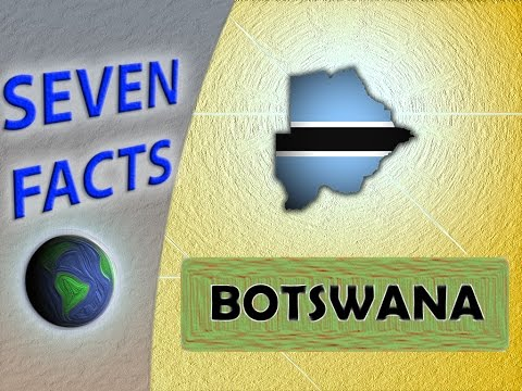 Exotic and Amazing: 7 Facts about Botswana