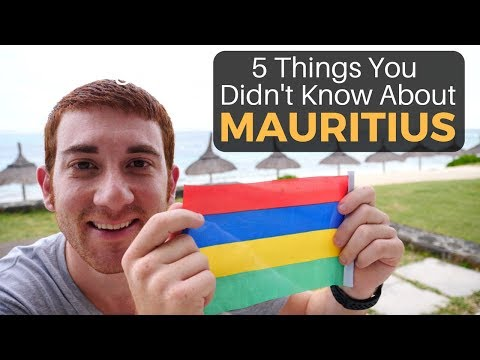 5 Things You Didn't Know About MAURITIUS