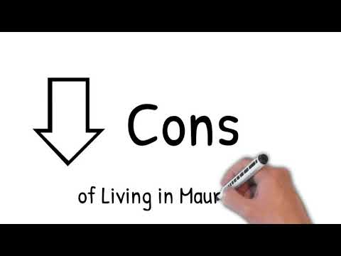 Living in Mauritius Pros and Cons