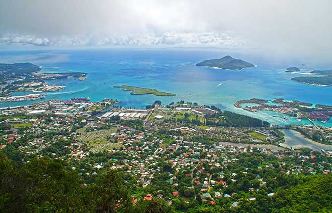 Seychelles Capital Victoria