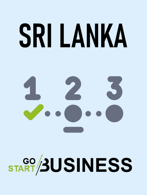 Sri Lanka 1. 2. 3. gostartbusiness